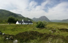 Kinlochleven- Fort William et le Ben Nevis