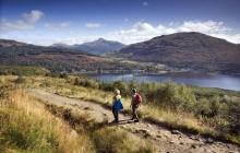 Drymen-Rowardenann et le Loch Lomond