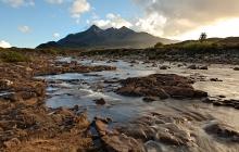 Les Black Cuilins et le Loch Coruisk