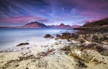 L'île de Skye.