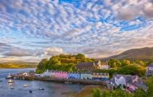 L'île de Skye - Le Quiraing