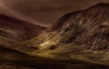 Loch Lomond - Plateau du Rannoch Moor - Vallée de Glencoe - Glencoe