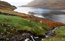 Lennane - Famine Walk ou Parc National du Connemara - Cleggan