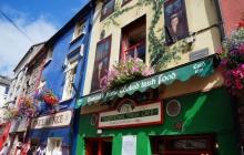 Arrivée Dublin ou Shannon