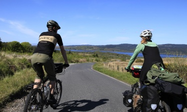 Cyclotourisme, la north coast 500, le grand nord!
